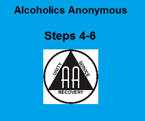 Alcoholics Anonymous Step 4 Worksheet Related Keywords & Suggestions ...